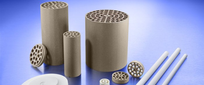 Silicate Ceramics for Heating and Thermal Engineering