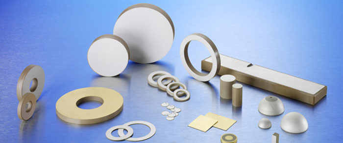 CeramTec Piezo-ceramics for Sensor Technology: Piezo-ceramic Sensors