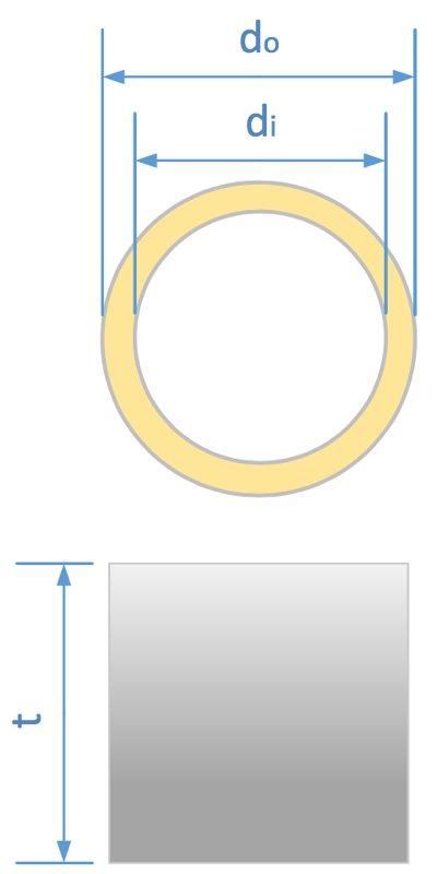 Piezoelectric Tubes