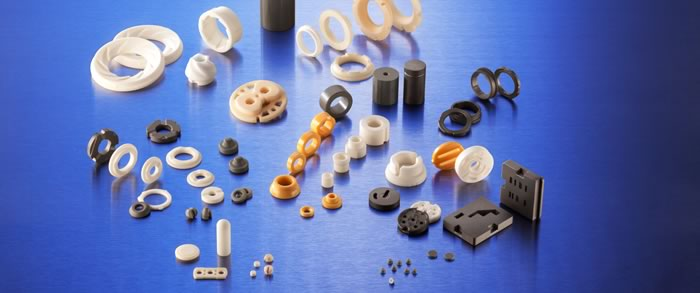 Ceramic Seal Rings, Bearings and Sealing Technology