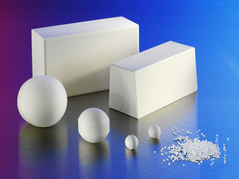 Ceramic Grinding Media for Grinding, Mixing and Dispersing
