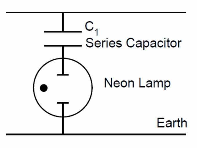 Live Line Capacitors