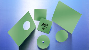 Anode supported SOFC Components