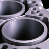Reinforcing Cylinder Sleeves – Metal Ceramic Composites in Large-scale Series Production