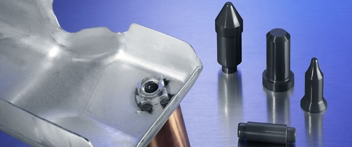Centering Standard Molds and Pins made of Silicon Nitride Ceramics