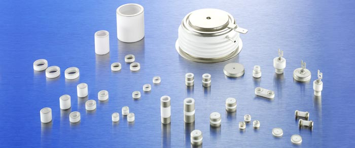 Metalized Alumina Ceramics for Electrical Drive and Electrical Engineering