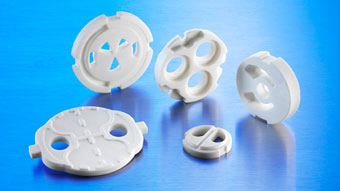 Ceramdisc<sup>®</sup> Diverters for Bath and Shower Heads