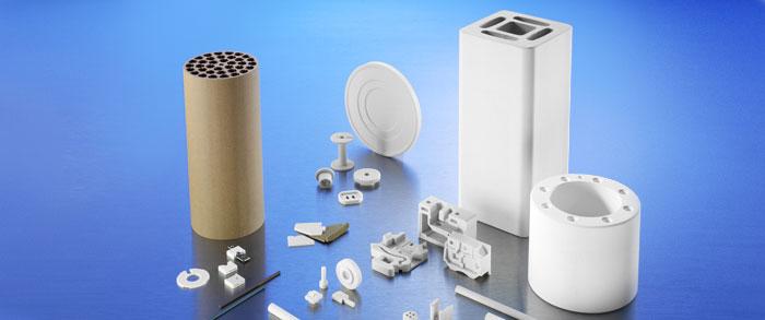 Oxide Ceramics Silicate Ceramics