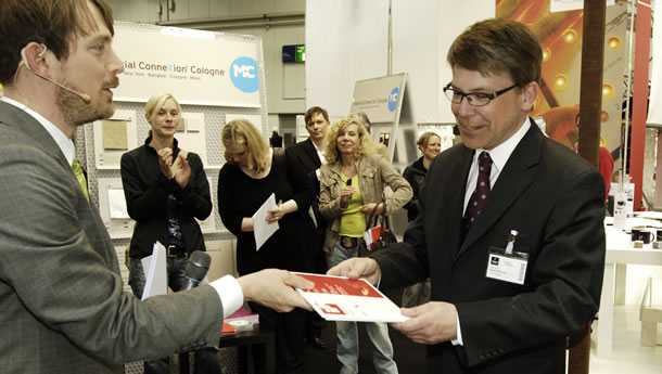 Ceramic Ball Valve again one of the Award Winners at the Hannovermesse 2009